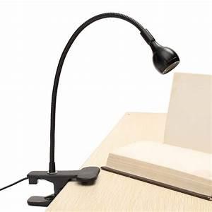 Lampe Pince Lit : lampe pince de lecture led adjustable usb rechargeable fexible bureau pr livre achat vente ~ Teatrodelosmanantiales.com Idées de Décoration