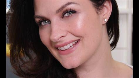 healthy glow makeup youtube