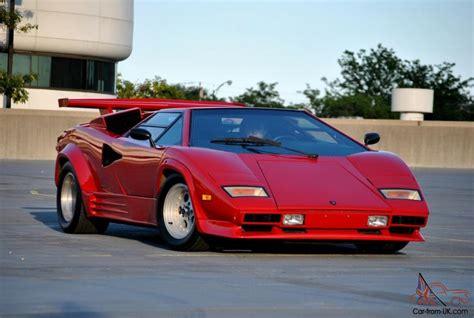 Lamborghini Countach 1988.5 Replica