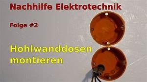 Bohrschablone Hohlwanddose Zum Ausdrucken : nachhilfe elektrotechnik 2 montage von hohlwanddosen youtube ~ Heinz-duthel.com Haus und Dekorationen