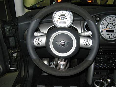 mini cooper   jcw steering wheel installation jcw
