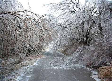 matts weather rapport worst ice storm   disaster