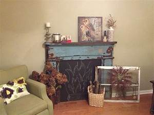 My, Mantel, In, The, Sitting, Room