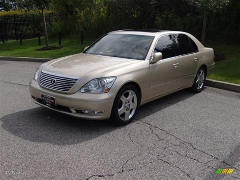 metallic lexus 2006 mystic gold metallic lexus ls 430 54257846 photo 2