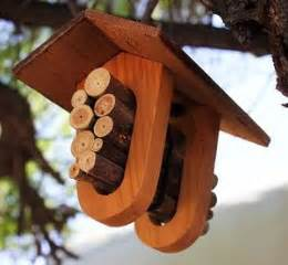 create  simple house  orchard mason bees  seattle