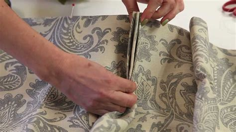 how to make drapery for websites how to make pleats for