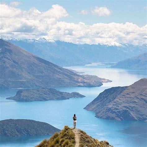 roys peak  lake wanaka  zealand  zealand