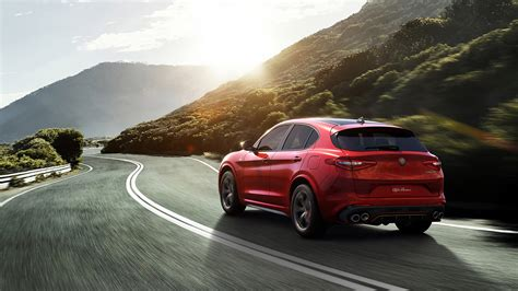 lamborghini engine turbo 2018 alfa romeo stelvio quadrifoglio wallpapers hd