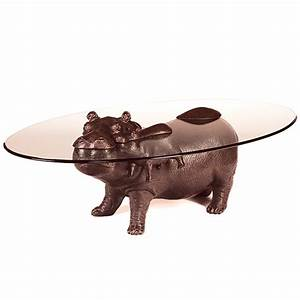 hippo coffee table design decoration With hippo coffee table