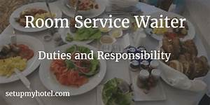 Room Service Waiter   In Room Dining  Ird