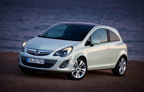 Opel Corsa 2012 by Opel Australia Reveals Corsa Astra Insignia Details For