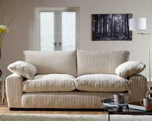 comfortable fabric sofa decor homescorner com