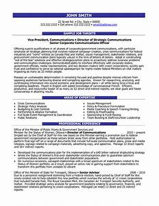 director of communications resume template premium With communications resume template