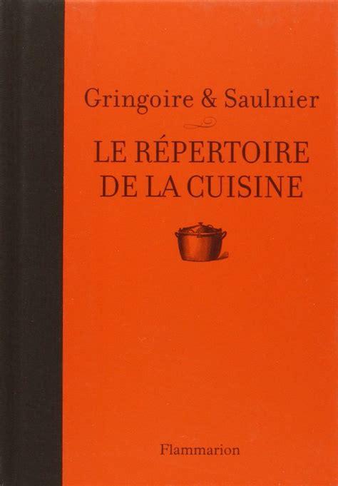repertoire de la cuisine bpi best practice inside editeur de formations en