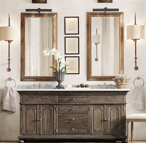 Restoration Hardware Bathroom Vanities And Cabinets by 25 Best Ideas About Restoration Hardware Bathroom On