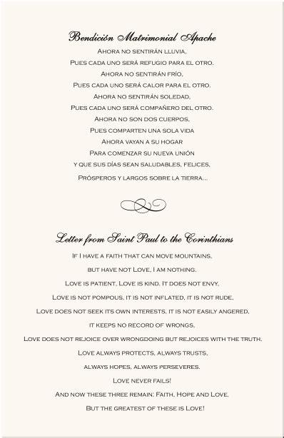 non traditional wedding reception program ideas wedding reception program choice image wedding decoration ideas