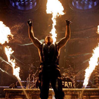 Rammstein Tour Dates & Concert Tickets