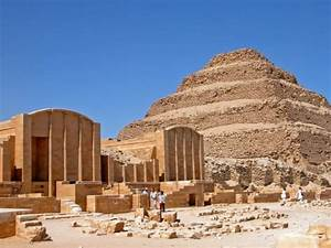 The Step Pyramid of Djoser (Article) - Ancient History ...