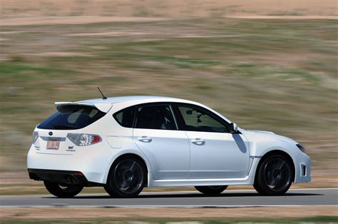 2019 Subaru Impreza Wrx Sti Special Edition  Car Photos