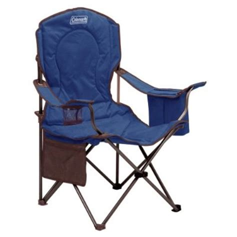 Coleman Oversized Chair With Cooler Pouch by Cing Chairs