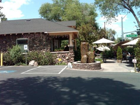 The Stone House Cafe Of Reno Nevada