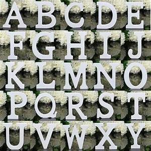 26 large wooden letters alphabet wall hanging wedding With big letters for wedding decoration