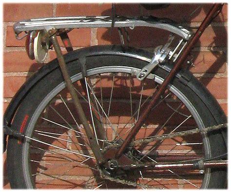 sheldon browns raleigh twenty bicycle page