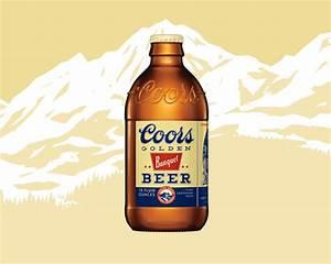Coors, Banquet, Stubby, Bottle, On, Behance