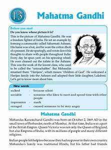 Mahatma gandhi online thesis library