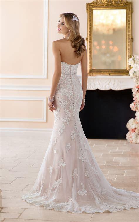 Wedding Dresses Romantic Lace Plus Size Wedding Gown