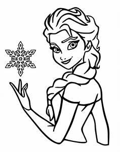 Elsa Malvorlagen Kostenlos Zum Ausdrucken Ausmalbilder