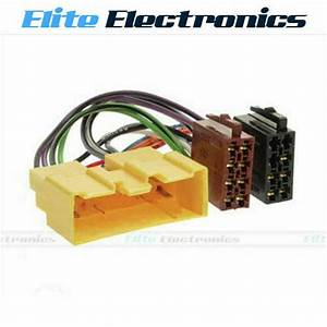 Iso Wiring Harness Loom For Mazda 2 3 626 6 Bt
