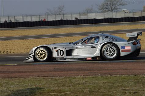 Panoz Esperante GTR-1 (Chassis 003 - 2003 Le Mans 1000 km ...