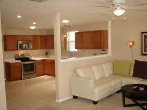 Kitchen Living Room Half Wall by Half Wall Visual Simple Trim Room Dividers