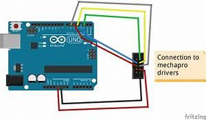 arduino motor shield hookup