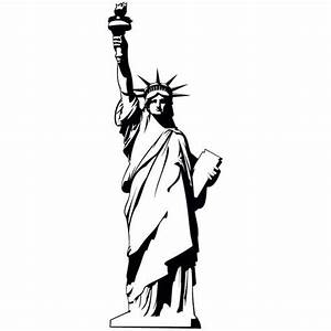 drawn statue of liberty pencil and in color drawn statue With statue of liberty drawing template