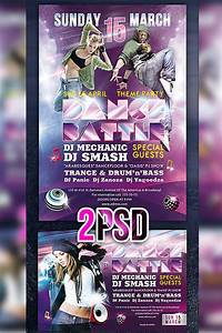 free psd flyer flyer templates free free psd With dance flyers templates free