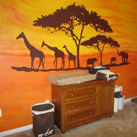 cool jungle inspired kids room designs digsdigs