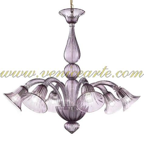 Murano Glas Leuchter by Pantalone Murano Glas Kronleuchter