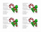 candy cane poem - Google Search | christmas | Pinterest ...