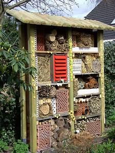 Tiere Im Insektenhotel : insektenhotel ein r ckzugsort f r kleinstlebewesen nachgeharkt ~ Whattoseeinmadrid.com Haus und Dekorationen