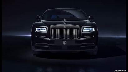 Royce Rolls Wraith Badge Ghost Edition Dark