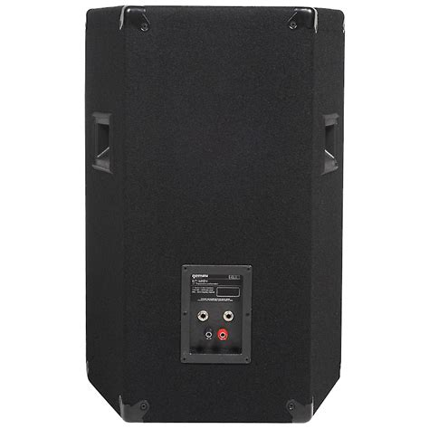 alpine kitchen cabinets gemini gt 1204 passive trapezoid speaker with 12 quot woofer 1204