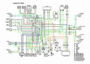 Honda 400ex Wiring Diagram Color : 1988 1990 honda nx125 color wiring diagram ebay ~ A.2002-acura-tl-radio.info Haus und Dekorationen