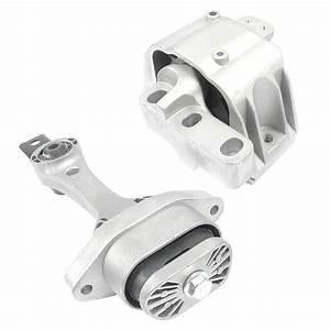 2pcs Engine Motor Mount For Volkswagen Beetle Golf Jetta 1