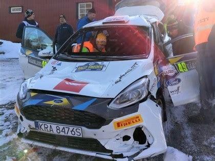 VIDEO: WRC eSports datorspēles uzvarētājs Zviedrijas WRC ...