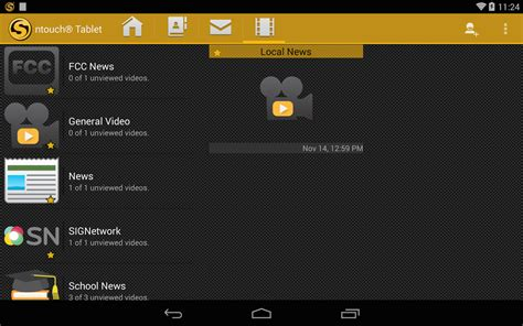 sorenson phone ntouch appstore for android