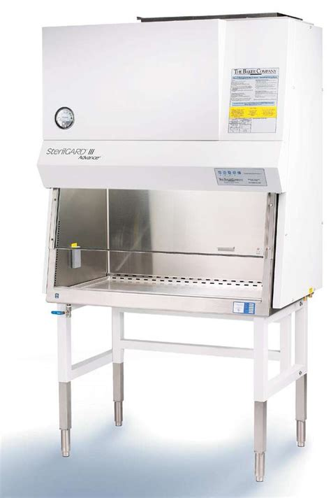 biological safety cabinet the baker company upgrades the sterilgard 174 iii advance