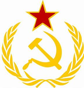 Soviet Union logo PNG images, USSR PNG images free download