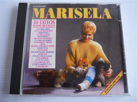 Marisela 20 Exitos Inmortales Cd 1993 Excelente Estado